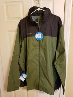 Columbia Men's BIG AND TALL Glennaker Lake Rain Jacket - 2XT