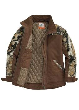 Legendary Whitetails Men's Big Game Canvas Cross Trail Workw