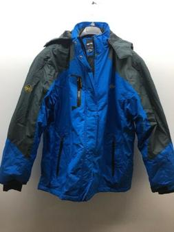 Men's Breathable Hiking Jacket Waterproof Mountain Rain Coat