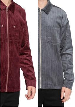 Elwood Men's Corduroy Zip up Jackets - L, XL, XXL