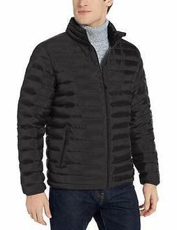 Goodthreads Men's Down Puffer Jacket, Black X-Smal - Choose