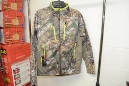 Under Armour Men's Infrared Camo Jacket - Scent Control - NE
