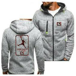 Men's Jacket Michael Jordan 23 Hoodies Coat Fashion Outwear