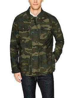 Goodthreads Men's Lightweight Military Jacket - Choose SZ+Co