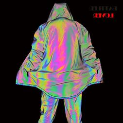 Men's M Reflective <font><b>Jackets</b></font> Colorful Long