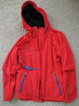 Columbia Men's Medium Omni Heat Hooded Jacket - Red