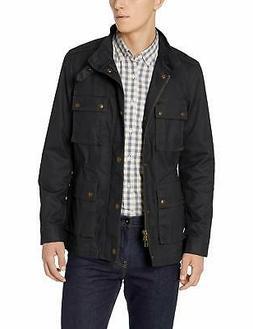 Goodthreads Men's Moto Jacket, Black, X-Small - Choose SZ/co