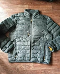 Gerry Men's Performance Sweater Down Jacket Hand Warmer Pock