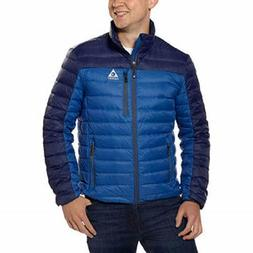 men s seamless sweater down jacket lightweight