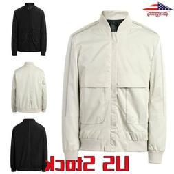Men's Slim Collar Jackets Fashion Jacket Tops Casual Coat Li