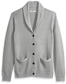 Goodthreads Men's Soft Cotton Shawl Cardigan Sweat - Choose