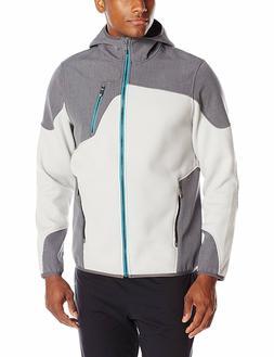 Spyder Men's Stated Novelty Hoody Sweater Jacket