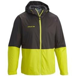 Columbia Men's Sz Medium Roan Mountain Jacket Rain Coat NEW