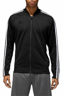adidas Men's Tennis Jacket Squad ID Track Black CV3253