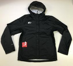 The North Face Men's Venture Waterproof Rain Jacket TNF Blac
