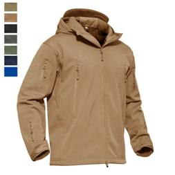 Men's Waterproof Jackets Army Military Tactical Jacket Therm