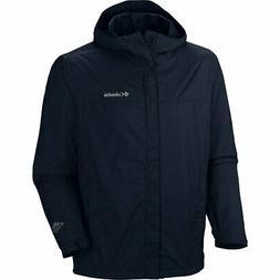 Columbia Men's Watertight II Front-Zip Hooded Rain Jacket -