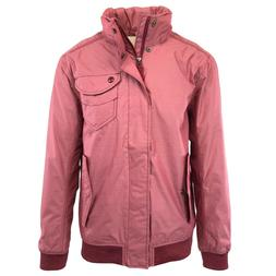 Timberland Men's Wildcat Mountain Waterproof Red Jacket A1CP