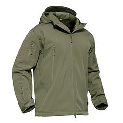 Men's Windproof Waterproof Jacket Mountain Durable Combat Co