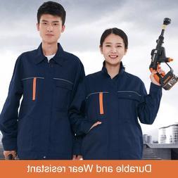 Men Women <font><b>Work</b></font> Uniforms Coat <font><b>Wo