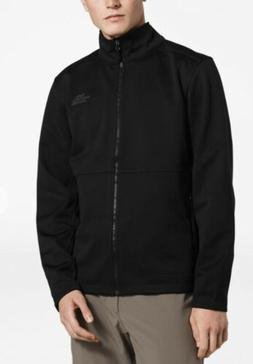 The North Face Men's Apex Canyonwall Jacket Zip Front Blac