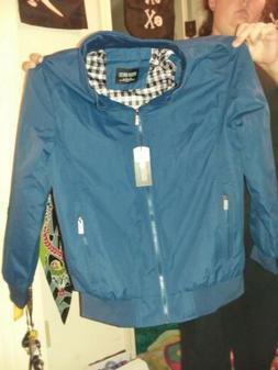 Nantersan Mens Casual Jacket Outdoor Sportswear Windbreaker
