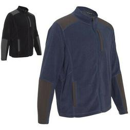DRI DUCK Mens Coats Nano Fleece Explorer Full-Zip Jacket