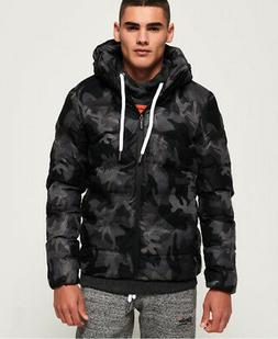 Superdry Mens Echo Quilt Puffer Jacket