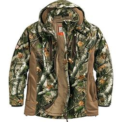 mens huntguard reflextec hunting jacket medium