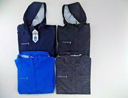 Mens FREE COUNTRY Hydro Lite hooded Waterproof Rain Jacket W