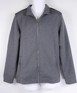 Calvin Klein Mens Jacket M Medium Gray Grey New