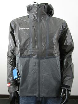 mens outdry explorer hooded hybrid waterproof rain