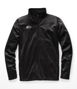 The North Face Men's Tech Glacier ¼ Zip - TNF Black