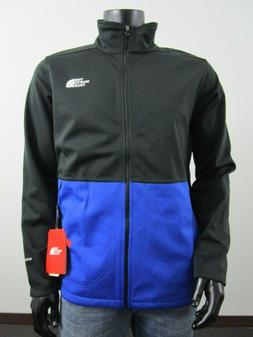 Mens TNF The North Face Apex Canyonwall FZ Softshell Windpro
