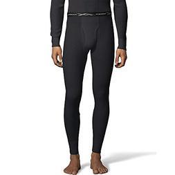Hanes Mens Waffle Knit Thermal Pant, 4XL, Black