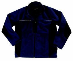 Mens Waterproof Fleece Jacket Tuffstuff Breathable Windproof