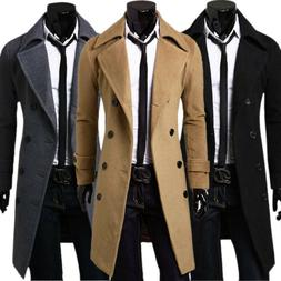 Mens Winter Coats And Jackets Outerwear Clearance Slim Fit B