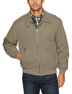 Weatherproof Men's Microfiber Classic Jacket, Willow, Large