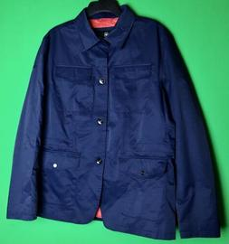 VICTORINOX Navy Blue  Blazer Jacket 42  PANAMA III NWT