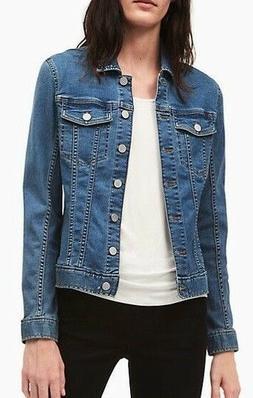 *NEW* Calvin Klein Jeans Women's Denim Jacket