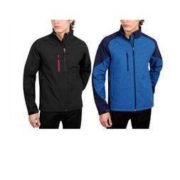 NEW!! Kirkland Men's 4-Way Stretch Soft Shell Jackets Variet