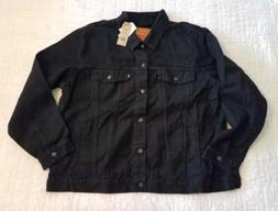 NEW MEN'S BIG & TALL 2XL 3XL 4XL LEVI'S TRUCKER JEAN JACKET