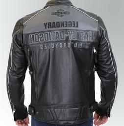 New Men's Harley Davidson Legendary Votary Lightweight Biker