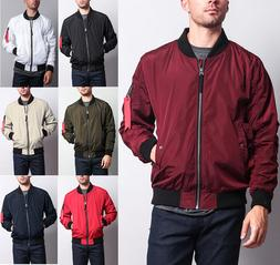 new men s light weight bomber jacket