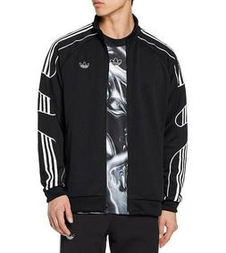 NEW MEN'S ADIDAS ORIGINALS FLAMESTRIKE TRACK JACKET ~ SIZE L