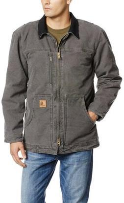 New Carhartt Men's Ridge Sherpa Lined Coat - Medium Tall - G