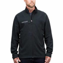 NEW Marmot Men's Bero Softshell Jacket Windproof Black  LA