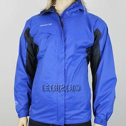 "New Mens Columbia ""Watertight"" Omni-Tech Packable Rain/Wind"