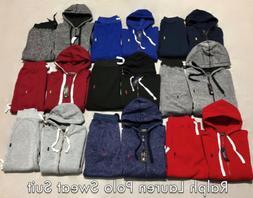 NEW Polo Ralph Lauren Sweatsuit for Men Full Zip Jacket & Sw