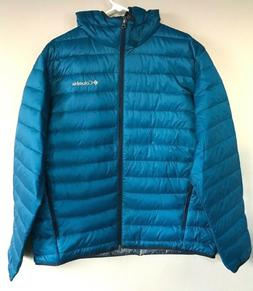 NEW Columbia Thermal Coil Insulated Puffer Mens Hooded Jacke